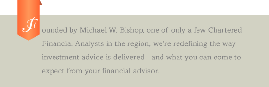 Founded by Michael W. Bishop